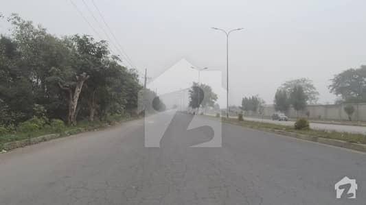 ایڈن سٹی - بلاک سی ایڈن سٹی ایڈن لاہور میں 10 مرلہ رہائشی پلاٹ 1.16 کروڑ میں برائے فروخت۔