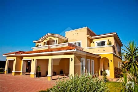 1 Kanal Exclusive House for Rent in Emaar Canyon Views