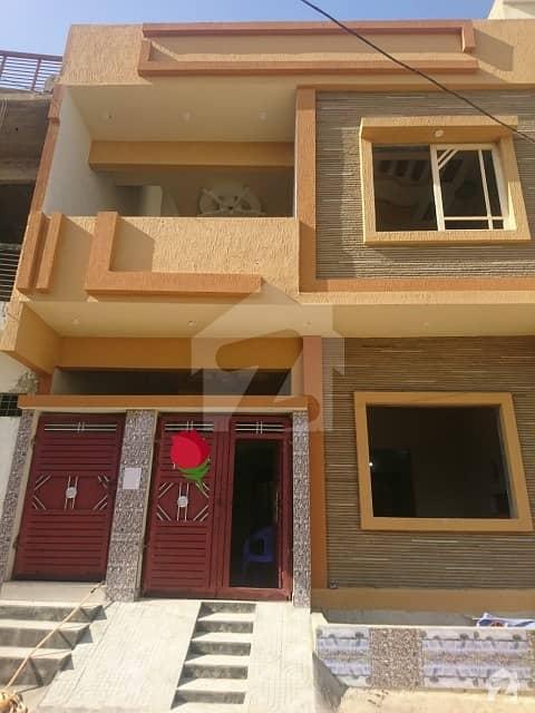 کیپٹل کوآپریٹو ہاؤسنگ سوسائٹی سکیم 33 - سیکٹر 35-اے سکیم 33 کراچی میں 6 کمروں کا 5 مرلہ مکان 1.75 کروڑ میں برائے فروخت۔