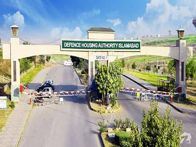 Residential Plot Available For Sale In DHA Defence Islamabad