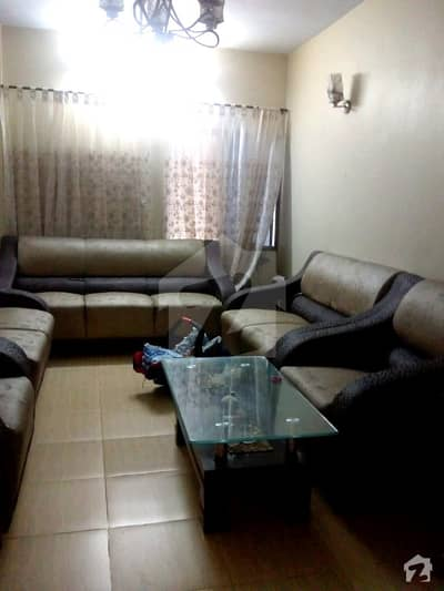 1050 Sq Ft Well Structured Apartment For Sale In Naseer Tower Gulistan E Jauhar Block 1