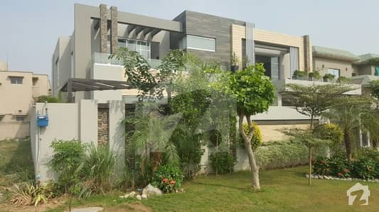 Defence One Kanal Slightly Used House For Rent In Dha Lahore