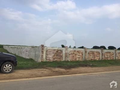 Commercial Plot For Sale on Road
