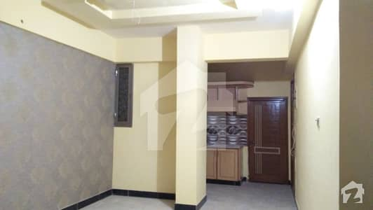 Zamzam Square  Flat For Sale At 2nd Floor  Latifabad Unit  6