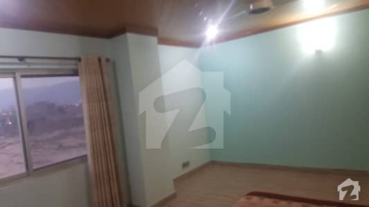 F8 One Bedroom Semi Furnished Flat For Rent