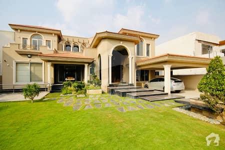Leads Presenting Mazhar Munir Spanish Design Luxury Bungalow In Phase 6