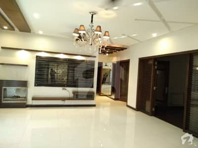 One Kanal Luxurious New Designer Villa Located At Heart Of Dha For Royal Class Family Must Once Visit