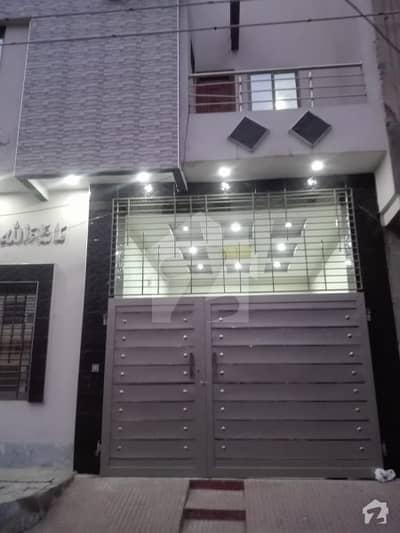 گلفشاں کالونی فیصل آباد میں 5 کمروں کا 5 مرلہ مکان 1.1 کروڑ میں برائے فروخت۔