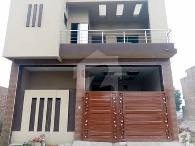 5 Marla Double Storey Fully Furnished  House Is Available For Sale In Tec Town (Tnt Colony) Block M Faisalabad