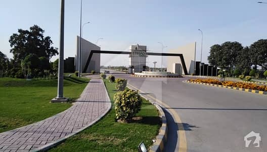 8 Marla Commercial Plot For Sale In Etihad Town Lahore
