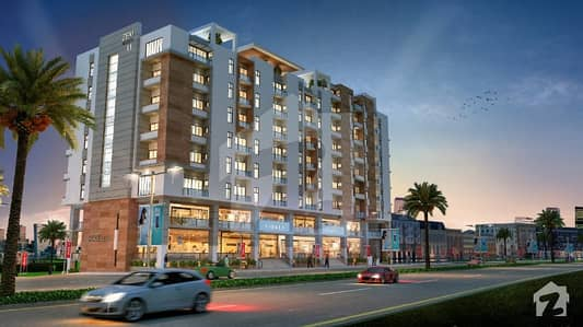 Bahria Town Rawalpindi 2 Bed Luxury Apartment On Easy Installments