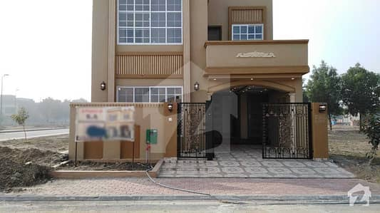 5 Marla Brand New Corner Spanish House For Sale In Jinnah Block Of Bahria Town Lahore