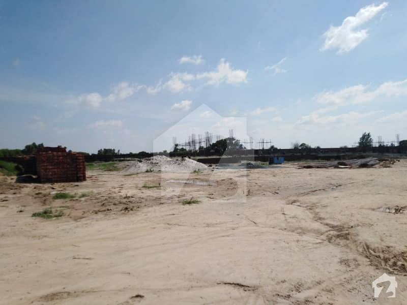 1 Kanal Residential Plot 838 Block S Available For Sale In DHA Lahore Phase 8