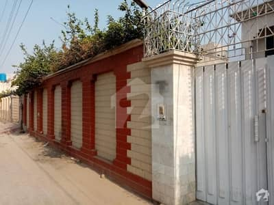 Double Storey Beautiful House For Sale At Zafar Colony Okara