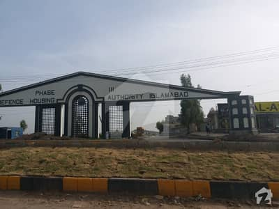 ڈی ایچ اے ڈیفینس فیز 3 ڈی ایچ اے ڈیفینس اسلام آباد میں 7 مرلہ کمرشل پلاٹ 2.8 کروڑ میں برائے فروخت۔