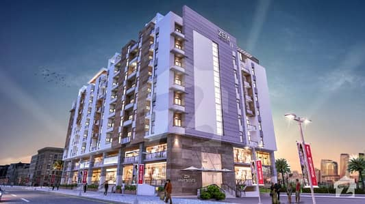 Bahria Town Rawalpindi 1 Bed Luxury Apartment On Easy Installments