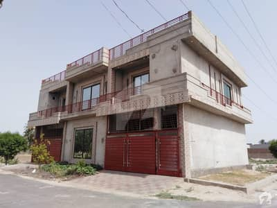 8.5 Marla Corner Double Storey House Is Available For Sale