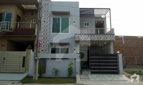 بینکرز کوآپریٹو ہاؤسنگ سوسائٹی لاہور میں 3 کمروں کا 5 مرلہ مکان 1.3 کروڑ میں برائے فروخت۔