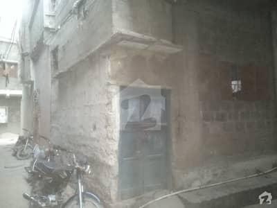 عثمانیہ کالونی لیاقت آباد کراچی میں 4 کمروں کا 2 مرلہ مکان 60 لاکھ میں برائے فروخت۔