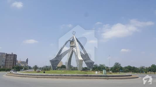 10 Marla Residential Plot For Sale In Chambelli Block Bahria Town Lahore