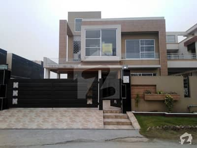 1 Kanal House For Sale In D2 Block Of Joher Town Phase 1 Lahore