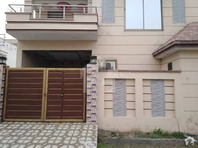 6 Marla House For Sale In City Villas Wazirabad Road