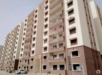 Top Floor Flat Is Available For Sale In Ground+9 Building