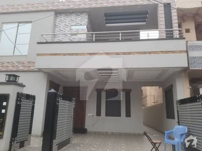 10 Marla Double Storey Brand New Spanish Style Prime Location House For Sale In Wapda Town Phase 1