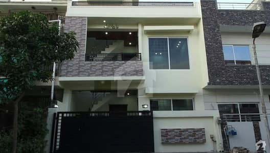 Brand New Architectural Design House For Sale In Situated On Prime Location G-11/1 Near Kashmir Highway