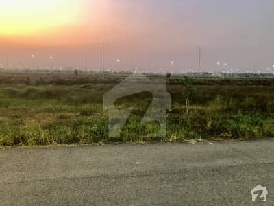 8 Marla Residential Plot No 596 For Sale In Block Y Dha Phase 8