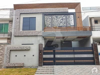 7 Marla Luxury House Is Available For Sale In Eden Garden