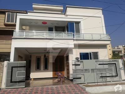 7 Marla Brand New Double Story House For Sale In CBR Town Phase 1 Near PWD Media Town Police Foundation Soan Garden Bahria Town Islamabad