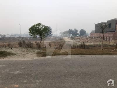 1 Kanal Residential Plot At Block S Dha Phase 8