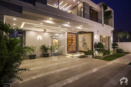 Leads Presenting Kanal Galleria Design Bungalow In Phase 5 Nearby Park