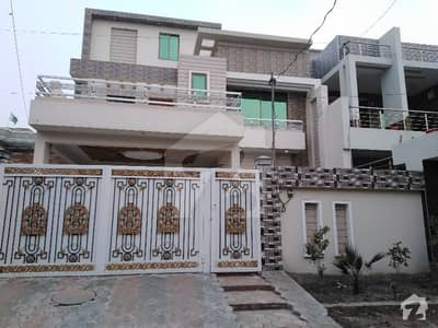 14 Marla Double Storey House Is Available For Sale In Officers Colony Sargodha
