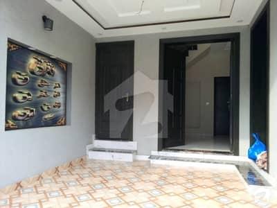 Brand New 5 Marla House For Sale In Tariq Gardens