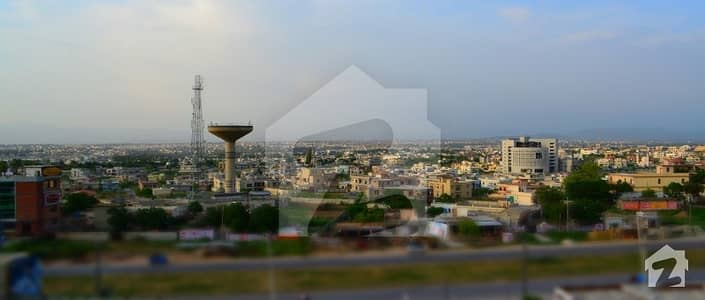 1 Kanal Park Face Plot For Sale In Sector G DHA 5 Islamabad