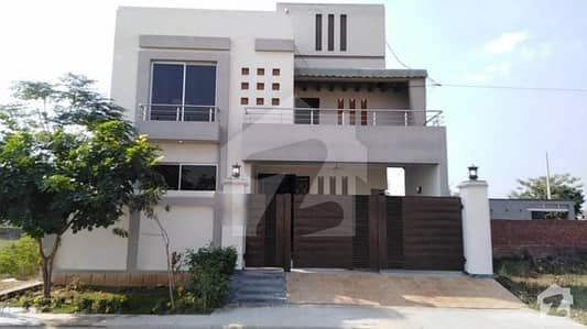 10 Marla Double Storey House For Sale In C Block Of Khayaban E Amin Lahore