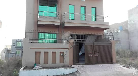 Brand New 5 Marla House Is Available For Sale On Sector 4 Airport Society