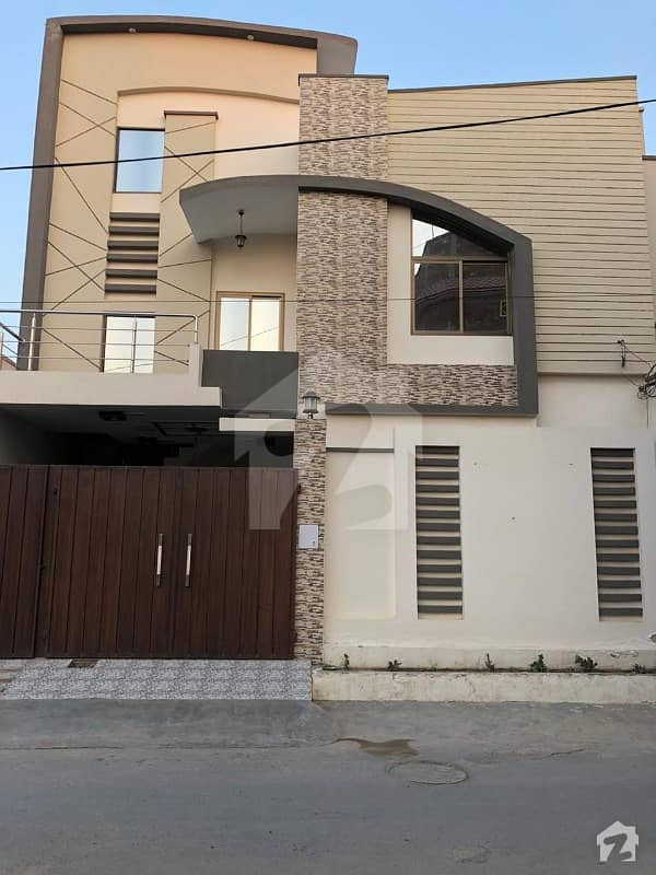 6 Marla Brand New Double Storey House Available For Sale