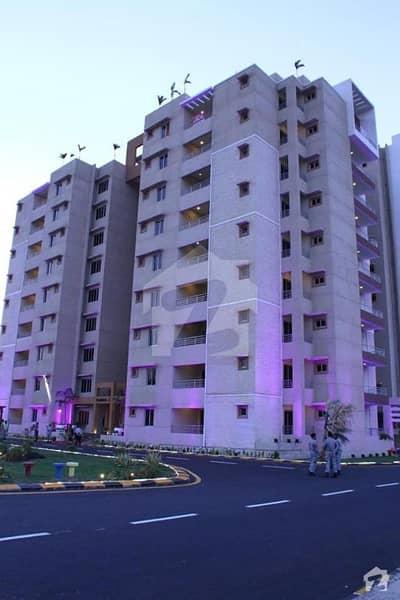Navy Housing Scheme Karsaz  500 Sq Yard Brand New Corner Flat For Rent  Servant Quarter