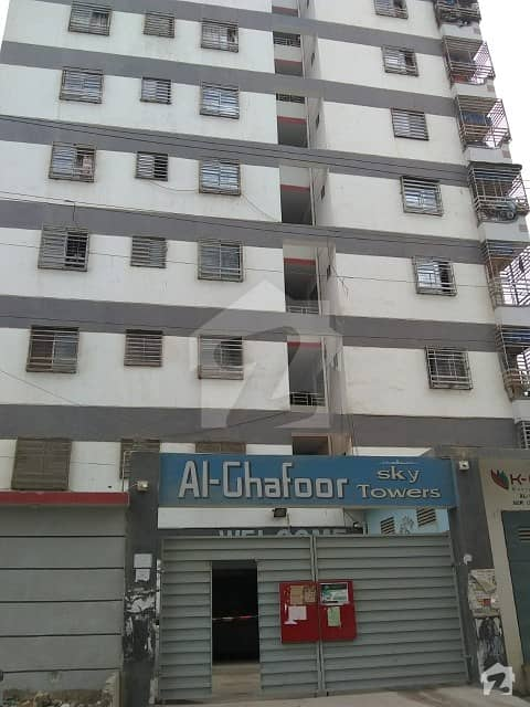 Al-Ghafoor Sky Tower Sec 11A North Karachi