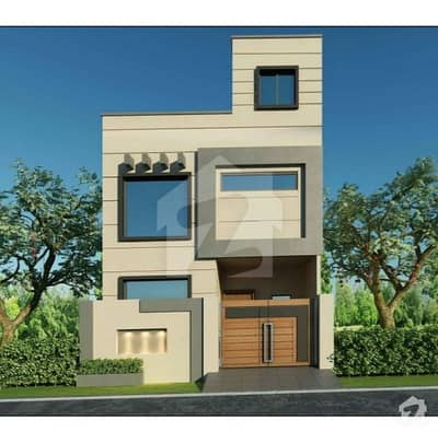 3 Marla Ready Houses for Sale on Easy Instalments of 18 months