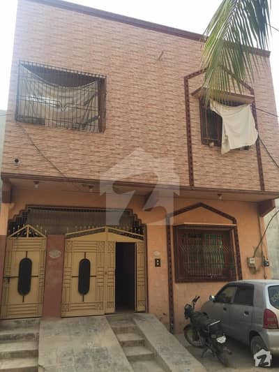 Shamsi Society Ground Plus One House 1350 Sq Feet Available For Sale