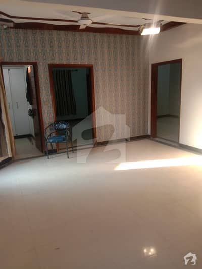 Three bed apartment for rent in DHA Phase 5 on 1st floor front entrance