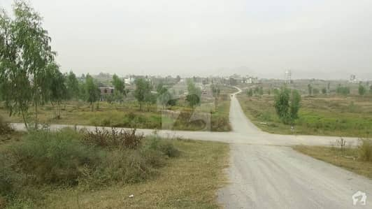 Commercial Pair Corner Plot Is Available For Sale in C-18 Rawalpindi Housing Society Islamabad