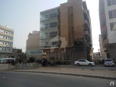 Brand New Ground + 4th Floors Building With Basement Is Available For Sale