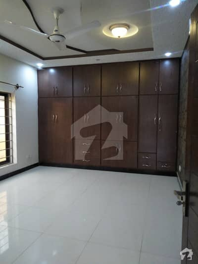 12 Marla Brand New Upper Portion For Rent In Overseas 2 Bahria Town Rawalpindi