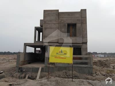 6 Marla Double Storey House Is Available For Sale In DHA Villas Multan