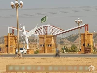 چکری روڈ راولپنڈی میں 2 کنال رہائشی پلاٹ 18 لاکھ میں برائے فروخت۔